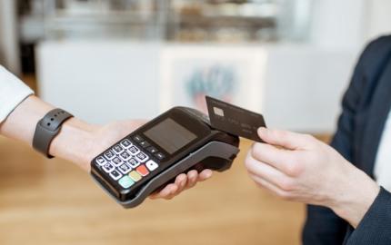 Teaser Kartenzahlungsgerät