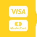 Icon Visa und Mastercard