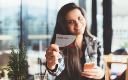 kreditkarten annehmen: Die Kosten